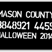 Printable Halloween Photo Booth Props – Police Jail Booking Signs